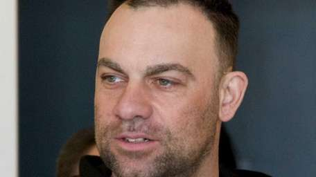 Christopher Grabe, 37, of Islandia Recycling, leaves court