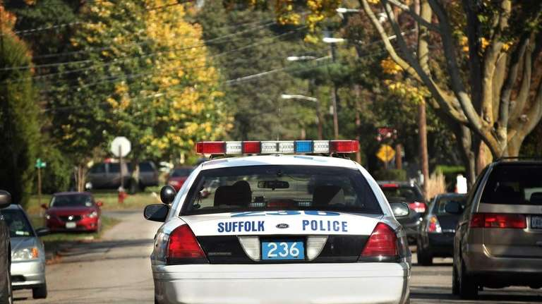 Suffolk Police officers and brass dominated the list
