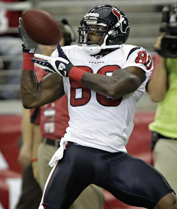 In this Aug. 14, 2010 game, Houston Texans