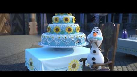 "Walt Disney Animation Studios' 2013 feature film ""Frozen"""