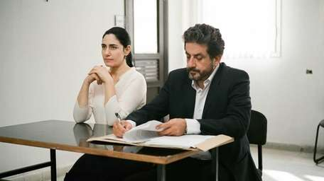 Ronit Elkabetz plays the role of Viviane Amsalem