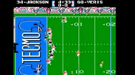 Tecmo Bowl became a smash hit in the