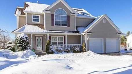 This home at 1 Laurel Crescent, Manorville, is