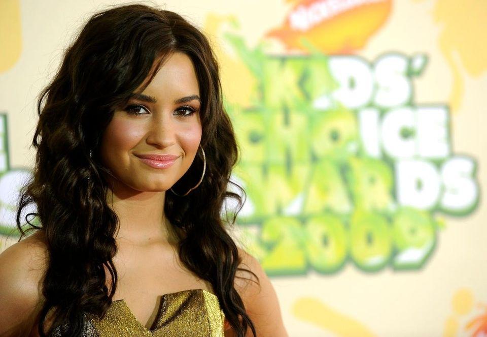 Demi Lovato co-starred with real-life friend Selena Gomez