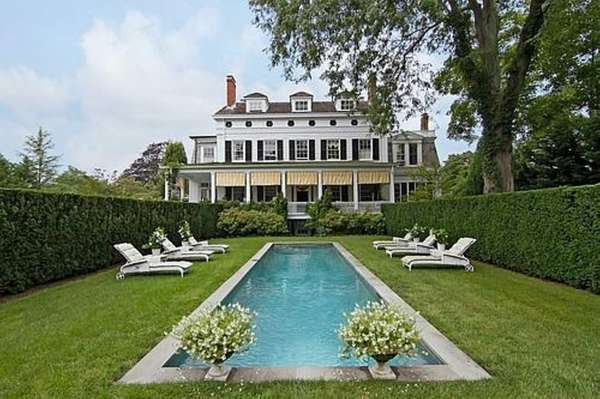 This Greek Revival house in the heart of