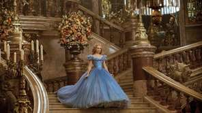 Lil James stars as Cinderella in Disney's 2015