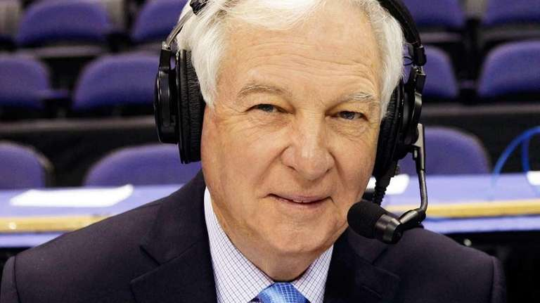 Bill Raftery will call the NCAA men's basketball