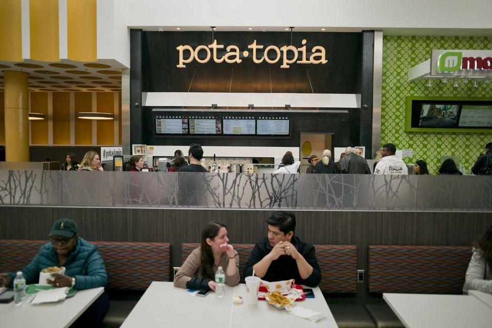 Potatopia, a suburban branch of a Manhattan chainlet,
