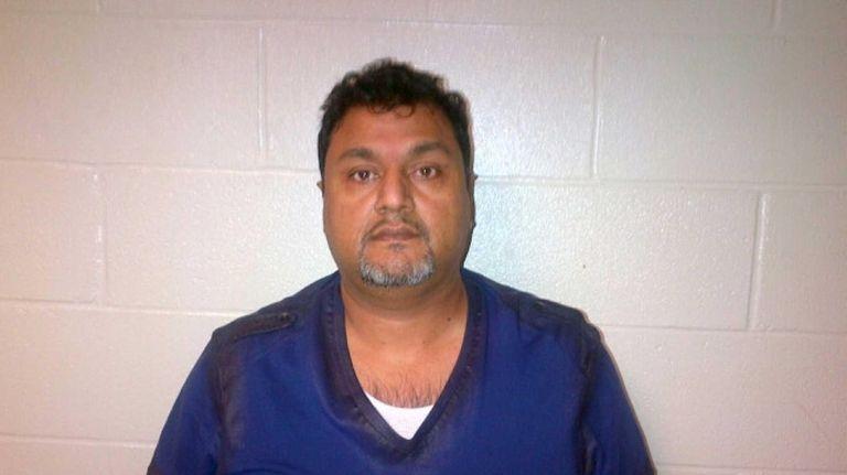 Sajjad Rashid, 43, of Rocky Point, is expected