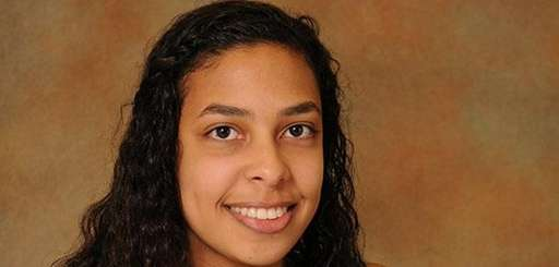 Ashley Mayers, Nassau County Scholar Artist for March,