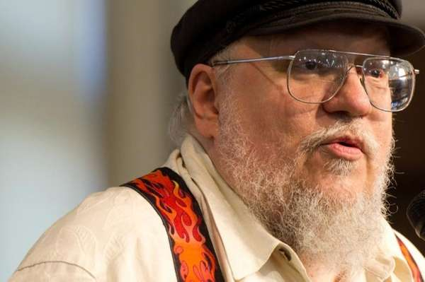 George R.R.Martin, creator of