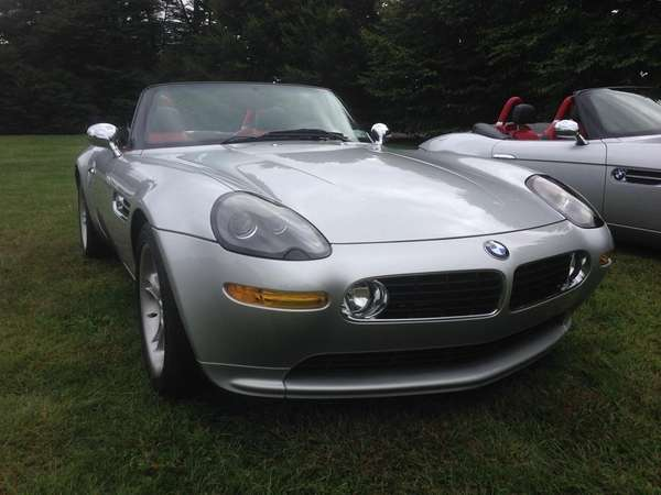 This 2001 BMW Z8 is owned by Larry
