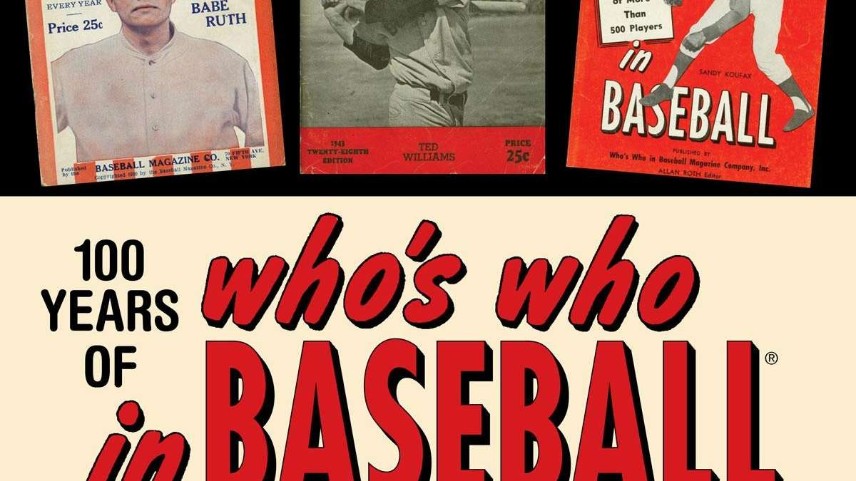 'Who's Who in Baseball' reaches 100th year | Newsday
