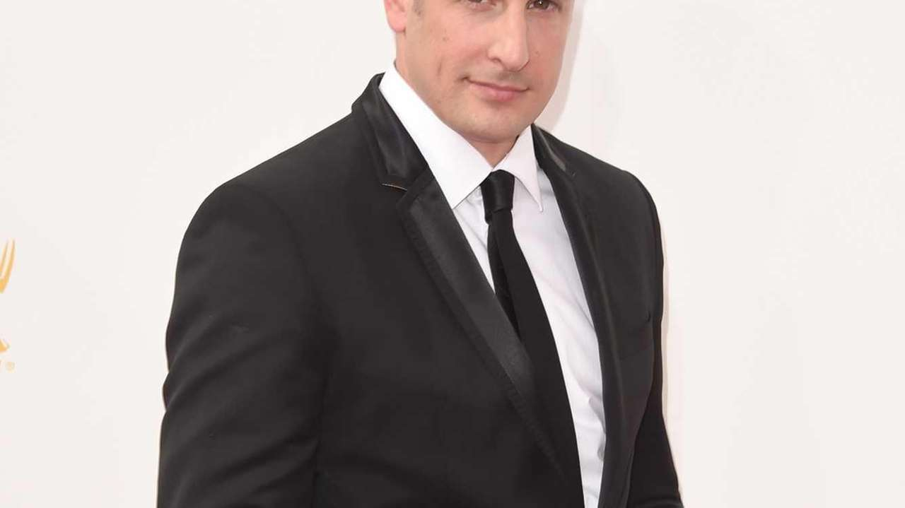Actor Jason Biggs attends the 66th Annual Primetime