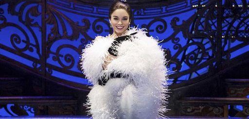 Vanessa Hudgens as Gigi in the new Broadway