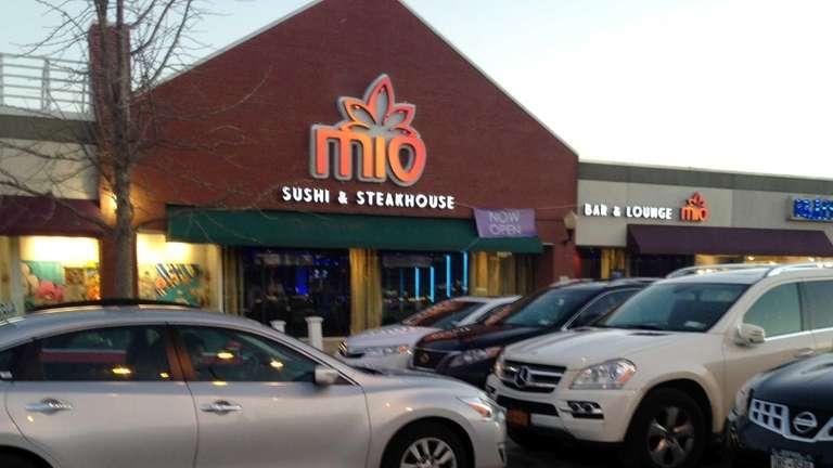 Mio Sushi and Steakhouse is one of five