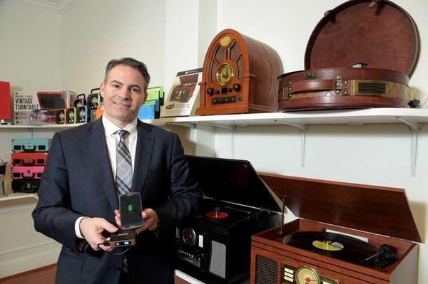 Corey Lieblein, chief executive of Innovative Technology in