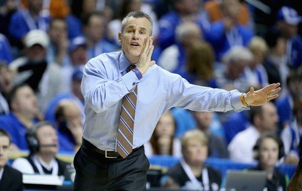 Billy Donovan, the head coach of the Florida