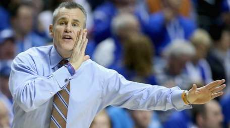 Billy Donovan, the head coach of the Florida