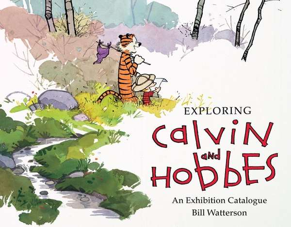 """Exploring Calvin and Hobbes"