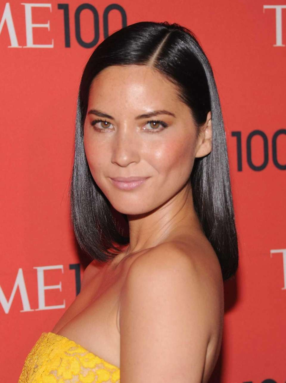 "Actress Olivia Munn spent a year at ""The"