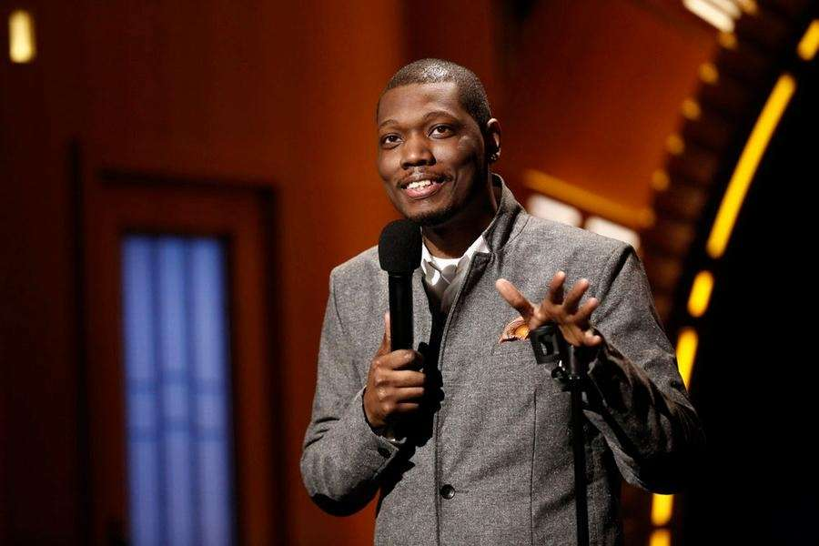 Actor and comedian Michael Che was a correspondent