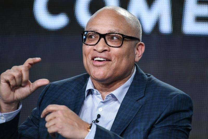 Actor and comedian Larry Wilmore spent eight years