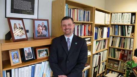 Kevin Coster, and administrator in the William Floyd