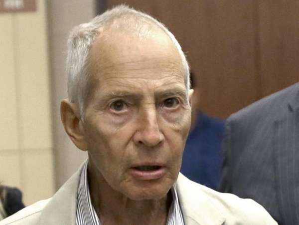 New York City real estate heir Robert Durst