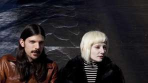 Seth Avett and Jessica Lea Mayfield.