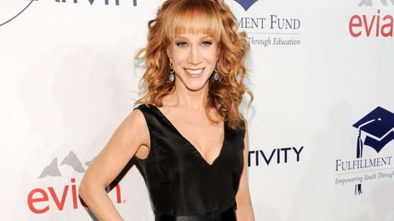 Kathy Griffin arrives at The 20th Annual Fulfillment