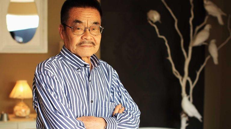 Artist Yoshihiro Tatsumi from the film
