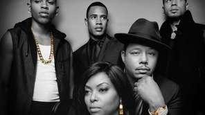 "The soundtrack from Season 1 of ""Empire."""