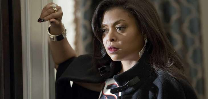 Taraji P. Henson as Cookie in a scene