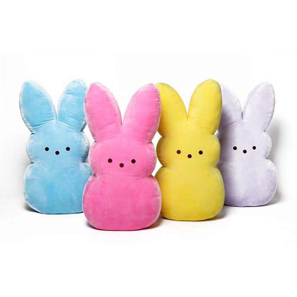 The Shaggy Plush Peeps make an adorable Easter