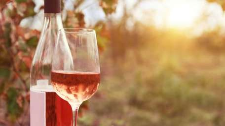 If you want to try a sparkling rosé,