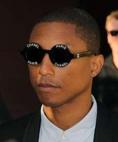 Pharrell Williams Williams will be honored with the
