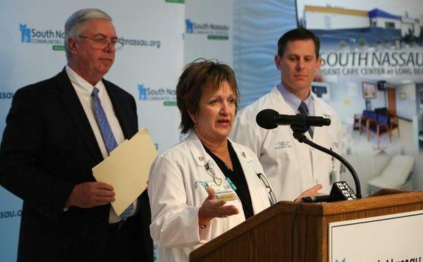 Lori Edelman, director of emergency department nursing at