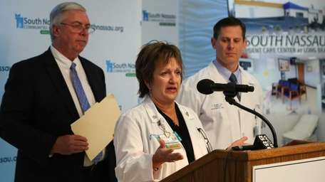 Lori Edelman, director of emergency department nursing at