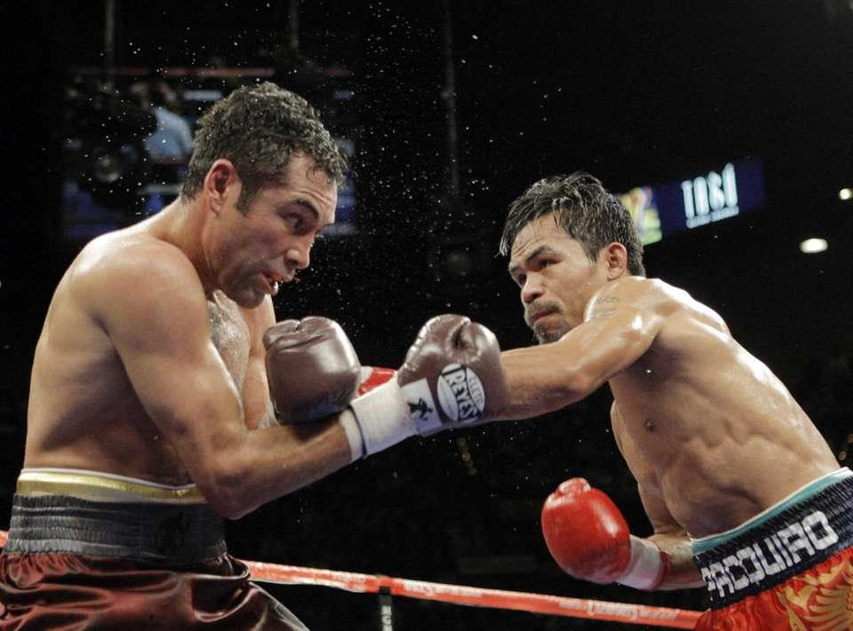 This was the fight that made Pacquiao a