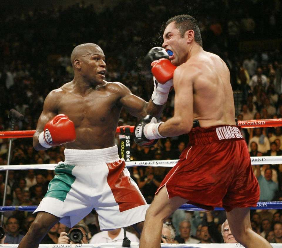 This fight took place on May 5, 2007,