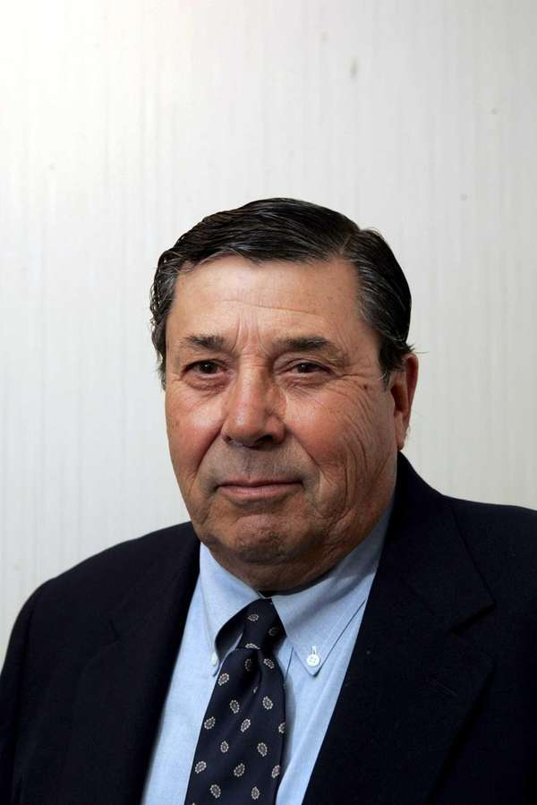 Former Town of Riverhead Supervisor James Stark on