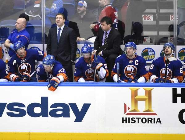 New York Islanders assistant general manager and assistant