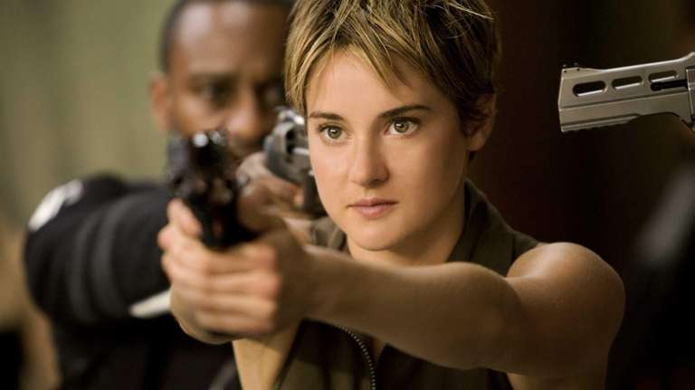 Insurgent' movie review: Dumb series gets dumber | am New York