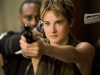 """Insurgent,"" rated PG-13, continues the story of Tris"