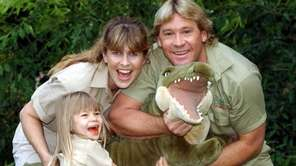 "Steve Irwin, known as ""The Crocodile Hunter,"" was"
