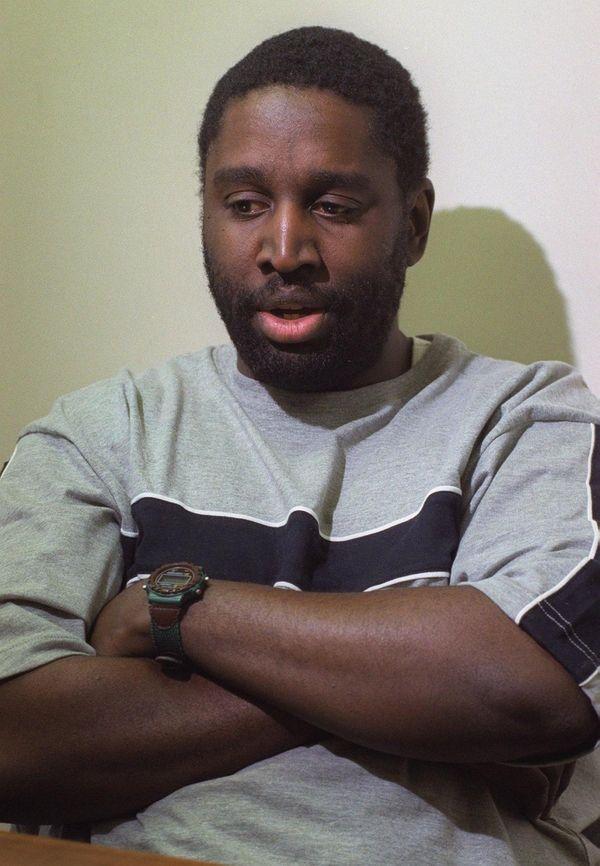 Darius McCollum, an inmate at Rikers Island, has