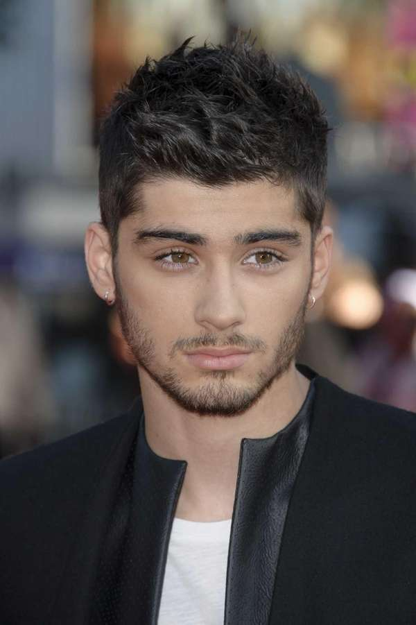File - Zayn Malik flies home from One