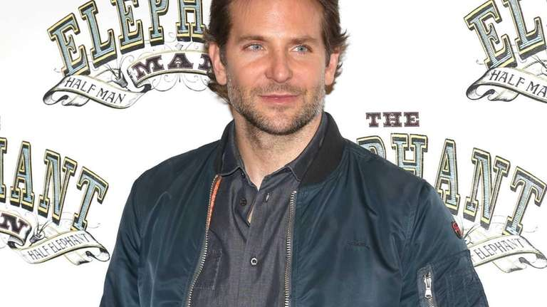 Bradley Cooper at Sardi'son October 21, 2014, in