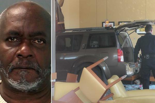 Jerome Arnold, 69, of Farmingdale, an unlicensed driver